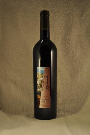 SYRAH BARRIQUE 2012 70 cL